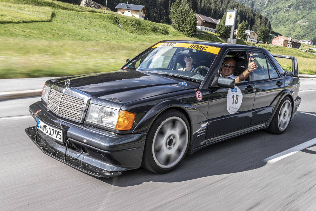 Mercedes-Benz 190 E 2.5-16 Evolution II из коллекции Mercedes-Benz Classic