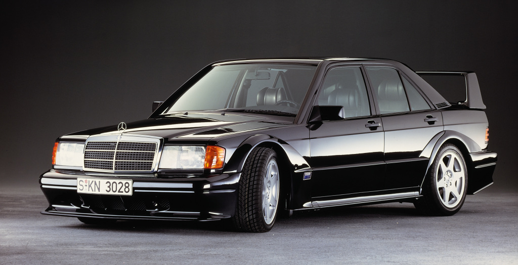 Mercedes-Benz 190 E 2.5-16 Evolution II (W 201)
